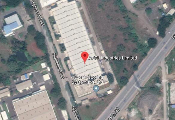 APPL Industries Limited, Hinjewadi- Pune